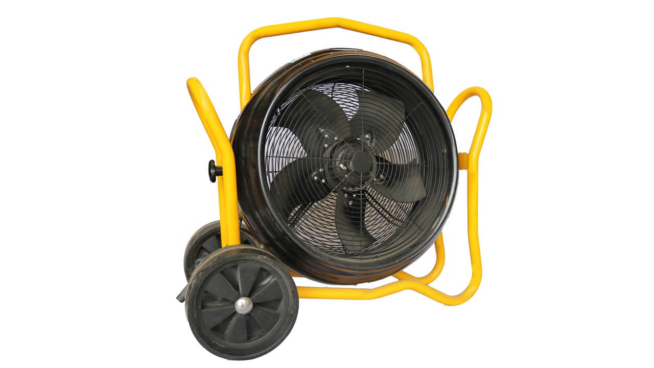 Air Jammer Cooling Hire | Industrial Cooling Fan to Hire NW