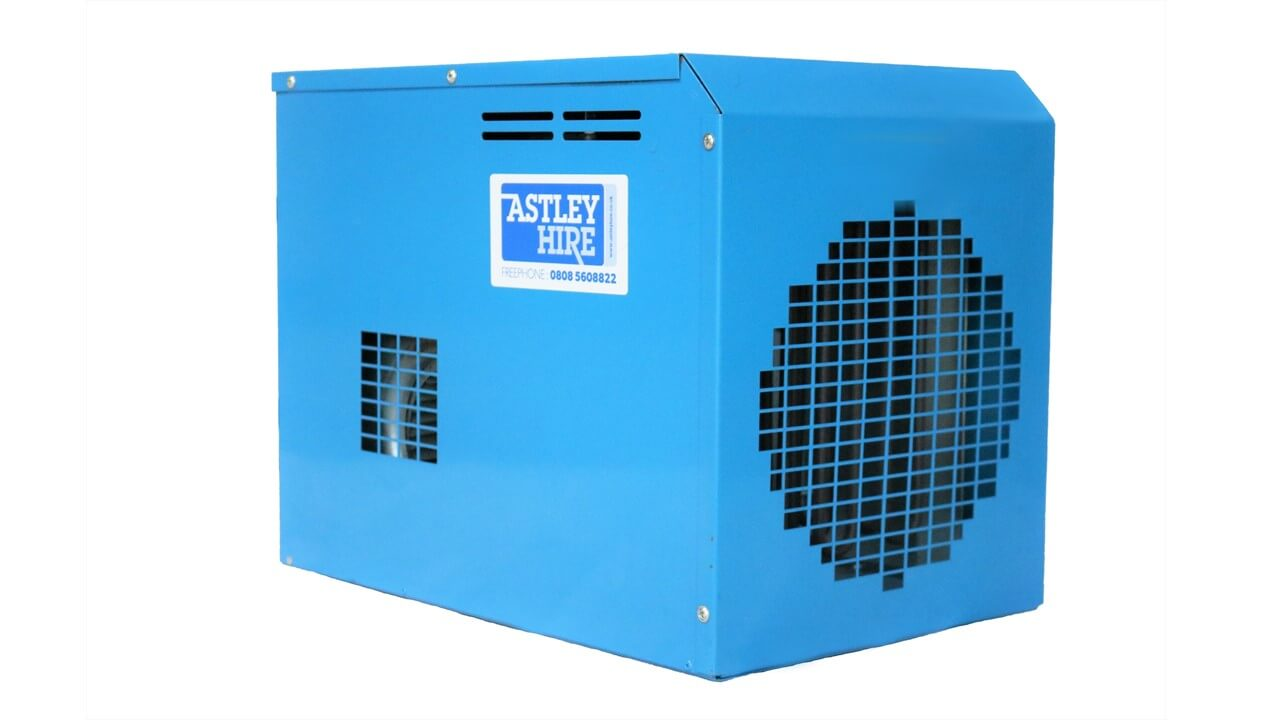 Hire Electric Phase 3 Heater | Large