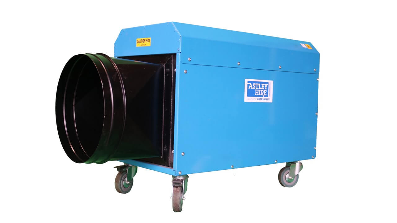 Industrial Fan Heater Hire | Best at hire