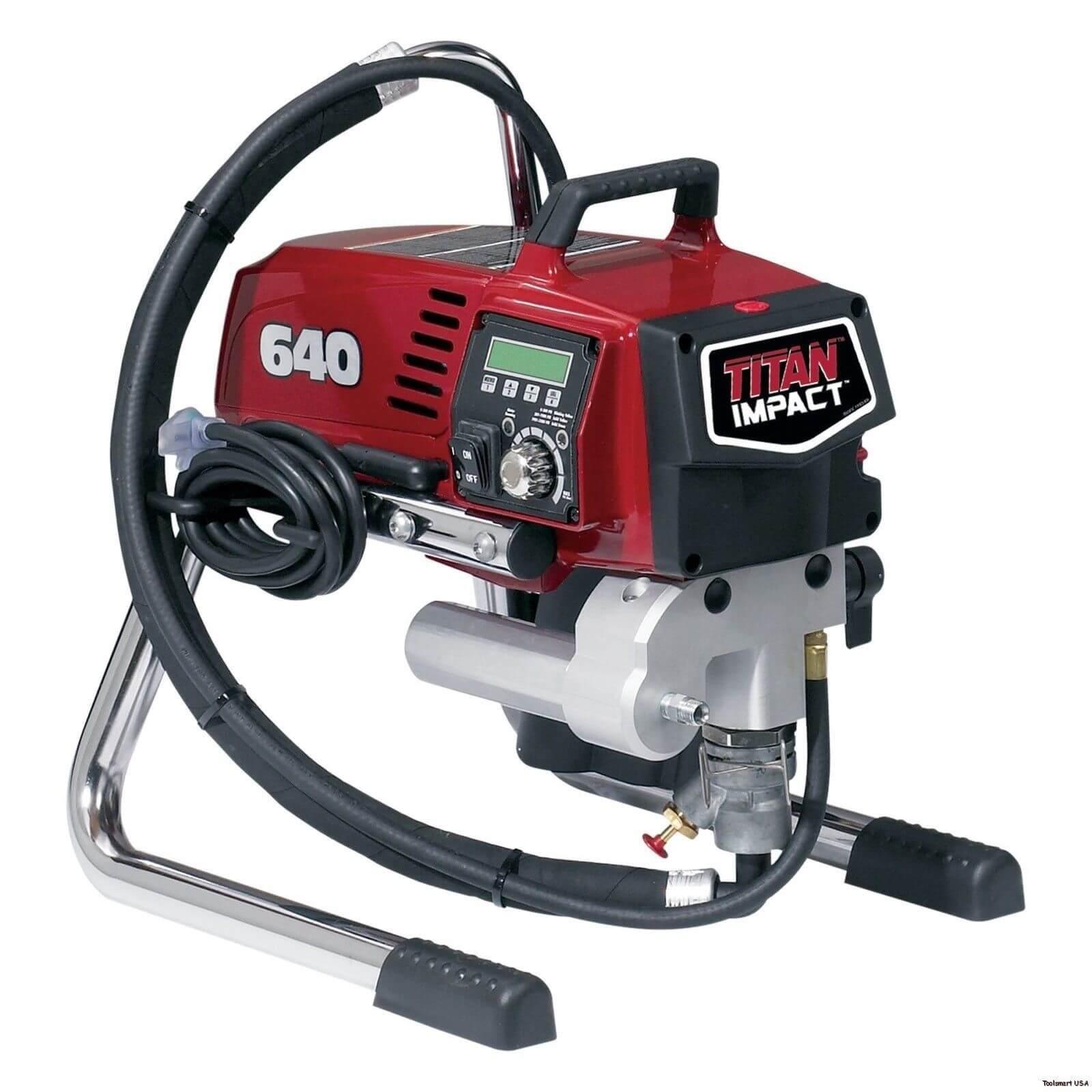 Hire Paint Sprayer 640i |Tool Hire |Airless Sprayer Hire